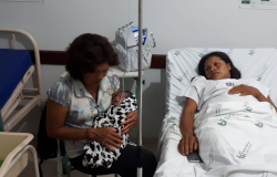 Agilidade e competência salvam vida de índia Bakairi que deu entrada no Laura de Vicunã em trabalho de parto; veja vídeo