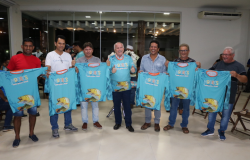Comtur e Secretaria realizam confraternização para o trade turístico de Nobres