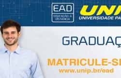 Unip abre inscrições para Enfermagem e Engenharia Civil