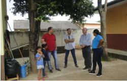 """Administração municipal reforma todas as unidades de ensino; Escola """"Dalci Cândida de Souza"""" é a última a ser reconstruída"""