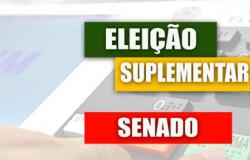 Eleição suplementar para um cargo de Senador (a) e suplentes será no dia 26 de abril