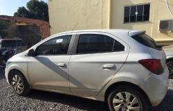 PM apreede adolescentes por roubo à residência e recupera veículo em viaduto de  Nobres