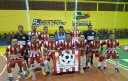 Equipe JK Contabilidade representa Rosário Oeste no 3º Estadual de Futsal – Trófeu Polo Centro