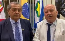 Após audiências em Brasília, deputados e senador destinam  emendas para infraestrutura, saúde e educação em Nobres