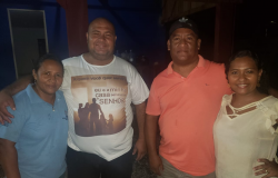 Bacalhau fortalece pré-candidatura com apoio de ex-vereador; ATUALIZADA