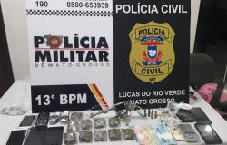 Em ação integrada, policiais prendem em flagrante suspeitos de quádruplo homicídio