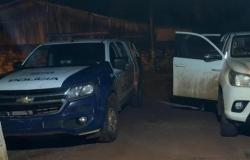 PM prende dupla que rendeu família para roubar caminhonete