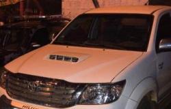 Força Tática prende trio envolvido em roubo de caminhonete