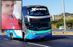 Atirador invade ônibus e mata homem com a filha no colo