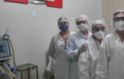 Funcionários estão equipados e Hospital disponibiliza leito para paciente com coronavírus