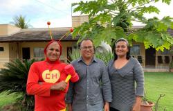 Primo da ex-vice-prefeita e morador da zona rural, Arquimedes lança pré-candidatura a vereador
