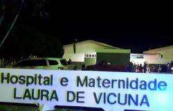 """Secretária de Saúde e diretora do Hospital Laura de Vicunã pretendem apurar """"fake news"""" sobre gestante internada com Covid-19"""
