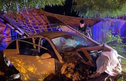 Jovem é conduzido por dirigir sem habilitação, alcoolizado e provocar acidente em Cáceres