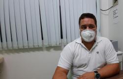 Há 60 dias, Diretor clínico do Hospital Laura de Vicunã alertou sobre o colapso no sistema de saúde para atendimento de pacientes com covid-19