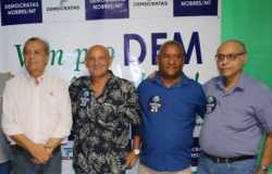 Manoel Firmino vê cenário político como instável e acredita que DEM será o fiel da balança