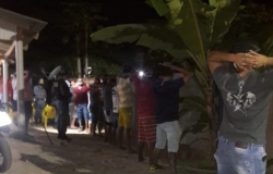 Operação da PM dispersa pessoas aglomeradas em Nobres
