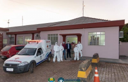 Centro de atendimento a pacientes com Covid-19 em Diamantino  funciona com cinco respiradores