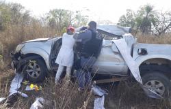 Policial de Alta Floresta morre em acidente na MT 010 em Rosário Oeste