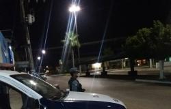Durante rondas, Polícia prende homem com mandado de prisão em aberto no Daury Riva