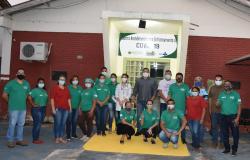 Prefeitura inaugura centro de atendimento aos pacientes com Covid19.