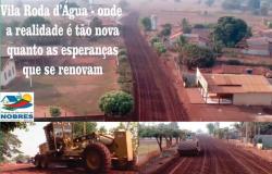 Nem da Coqueiral destaca importância da obra de asfaltamento para os moradores da Vila e visitantes