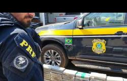 Policia Federal apreende 557 kg de cloridrato de cocaína em Nobres , prejuízo de R$70 milhões ao narcotráfico