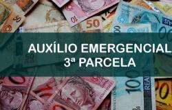 Nobres recebe terceira parcela do auxílio emergencial nesta quarta-feira