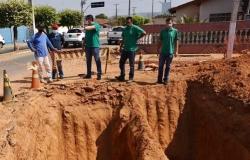Obras serão interrompidas temporariamente em razão do período eleitoral