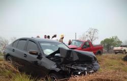 Moradora de Nobres  morre ao perder  controle de carro e bater contra BMW