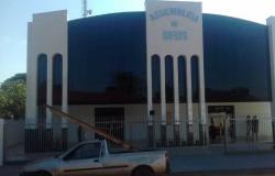 Menor é  detido após roubo a Igreja Assembleia de Deus em Nobres