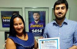 Zilmai concede título de Honra ao Mérito ao deputado Emanuelzinho e Moção da Aplauso para advogada