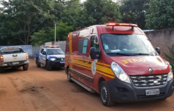 TRAGÉDIA Descarga elétrica mata três homens em Lucas do Rio Verde