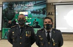 Novo comandante do 7º Batalhão da PM em Rosário Oeste assume nesta quinta-feira