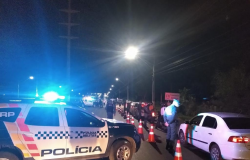PM captura sete foragidos da justiça durante Operação Dispersão IV
