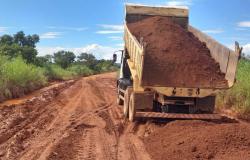Sub Prefeitura trabalha na manutenção do trecho da Xurupita