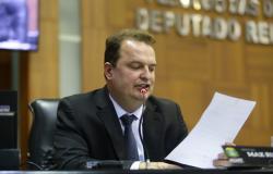 Max Russi  lamenta morte do vereador Ademar Branco, vítima da Covid-19