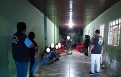 Festa clandestina no  Jardim Serragem, acaba com seis pessoas  presas e vinte multadas