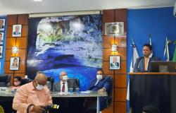 Dr.Dhener indicou implantação de hortas comunitárias e viveiros em Nobres