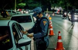 Operação Dispersão IV já aplicou R$629 mil em multas por aglomeração e toque de recolher