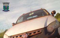 Carro roubado na Guia é  localizado em Acorizal