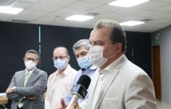 Em reunião no TCE, presidente da AL pede efetivação de  Agentes Comunitários de Saúde e de Combate às Endemias