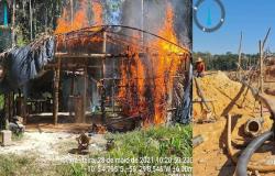 Batalhão Ambiental descobre garimpo ilegal, apreende maquinário e aplica multa de R$ 2,5 milhões