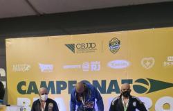 Policial civil de MT é vice-campeão de Jiu-jitsu em campeonato nacional no Rio de Janeiro
