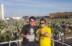Covid: filho de ex-deputado do Patriota MT é intubado após ato pró-Bolsonaro
