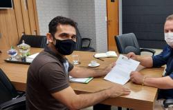 Vereador  Rogério solicita recurso para custeio na saúde e projetos  sociais em Nobres