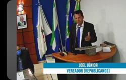 Vereador Joel Junior diz que grupo de oposição esta prejudicando o desenvolvimento de Nobres