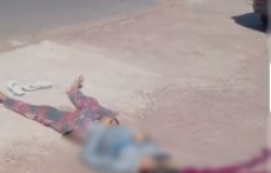 Ladrão é morto ao roubar loja de materiais de construção em VG
