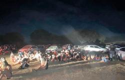 Policiais encontram menores em festa com consumo de droga e narguilé