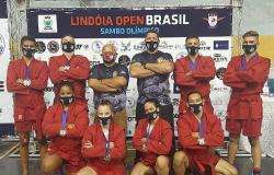 Atletas do Bope conquistam 22 medalhas e vaga para o Campeonato Mundial de Sambo na Grécia