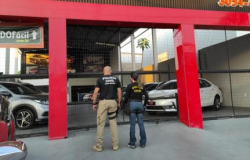Quadrilha que rouba carros e vende em garagens de MT é presa